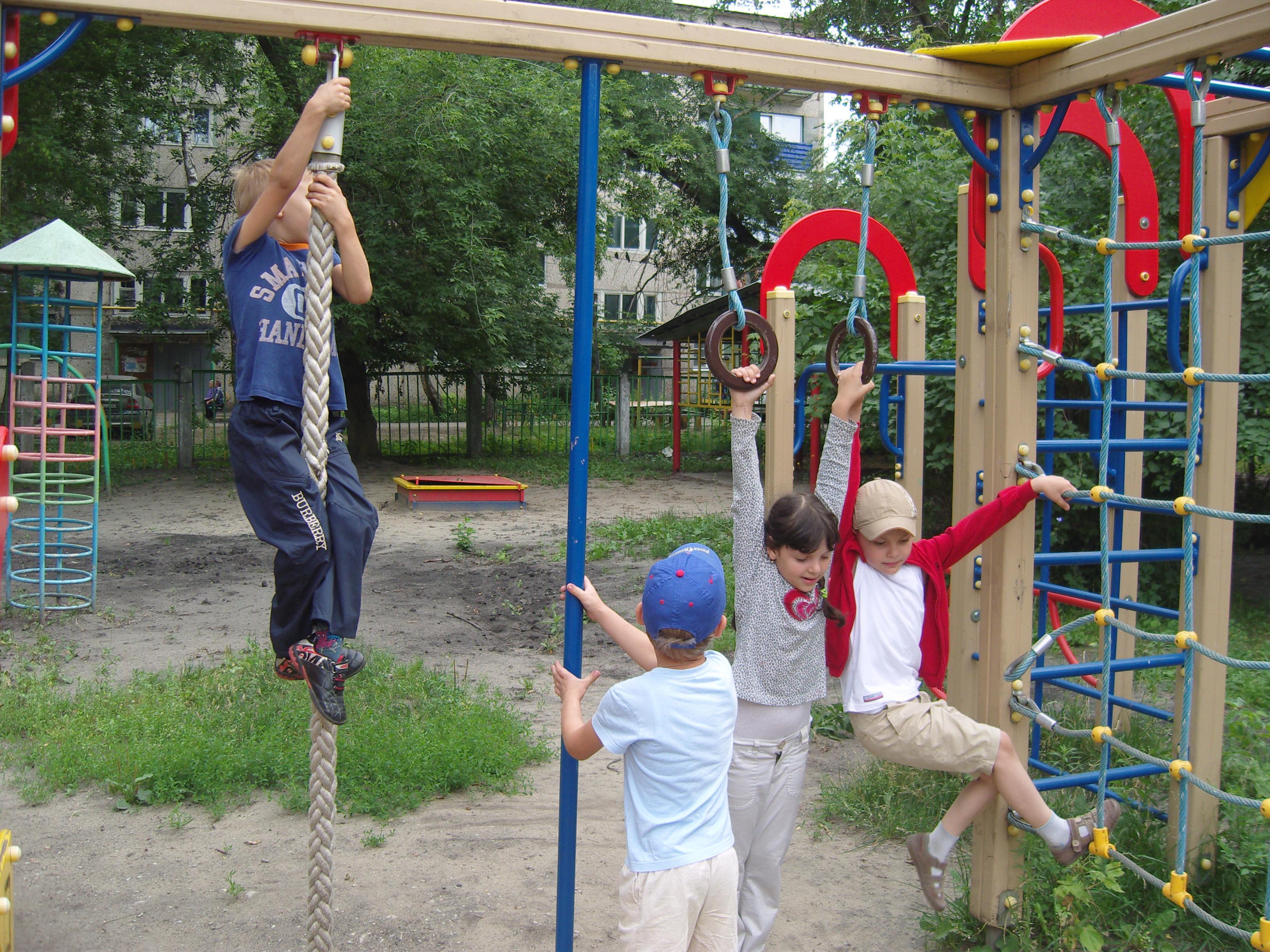 руководство самостоятельной двигательной деятельности детей в доу